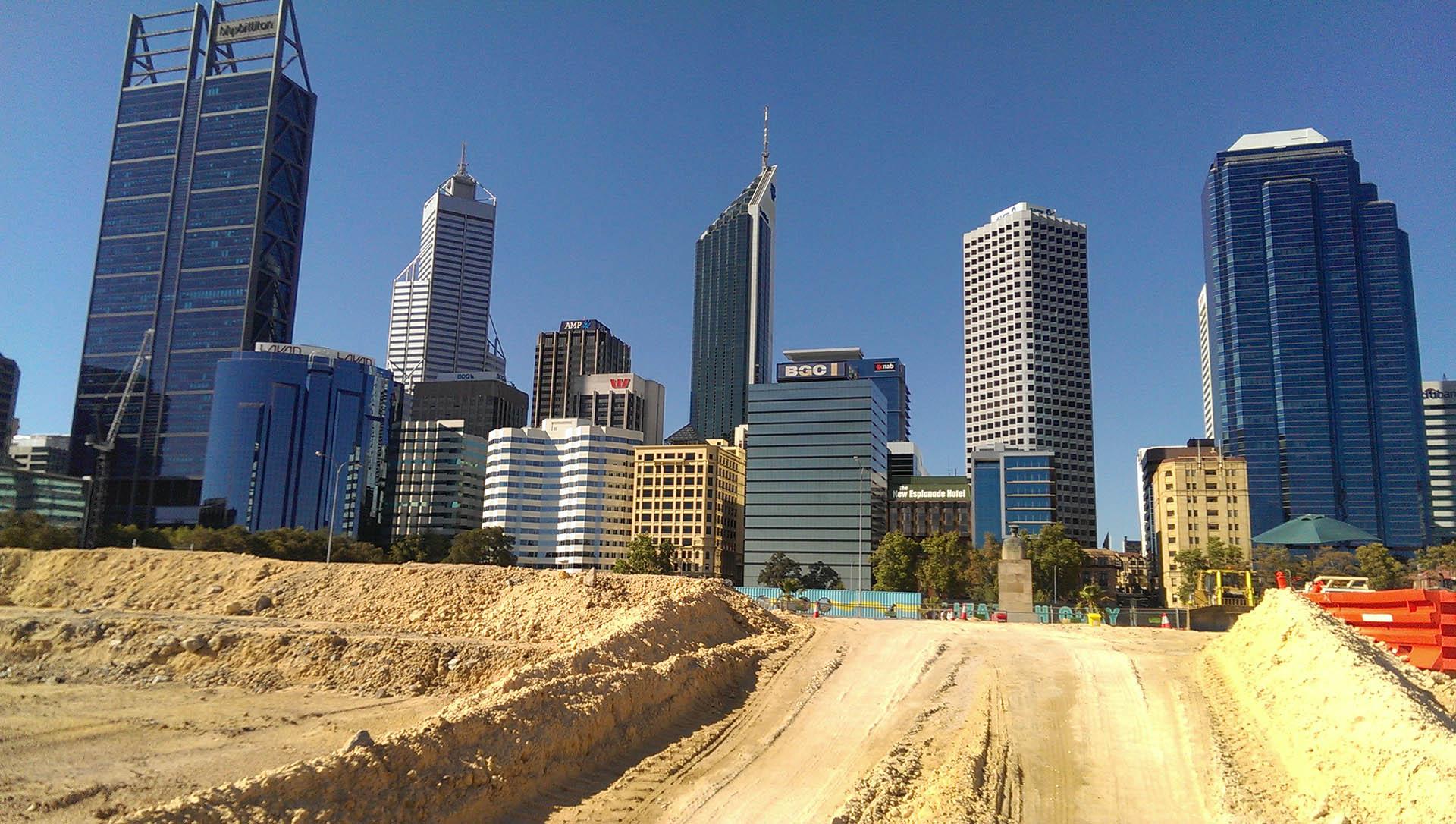 A 44 million dollar development zone