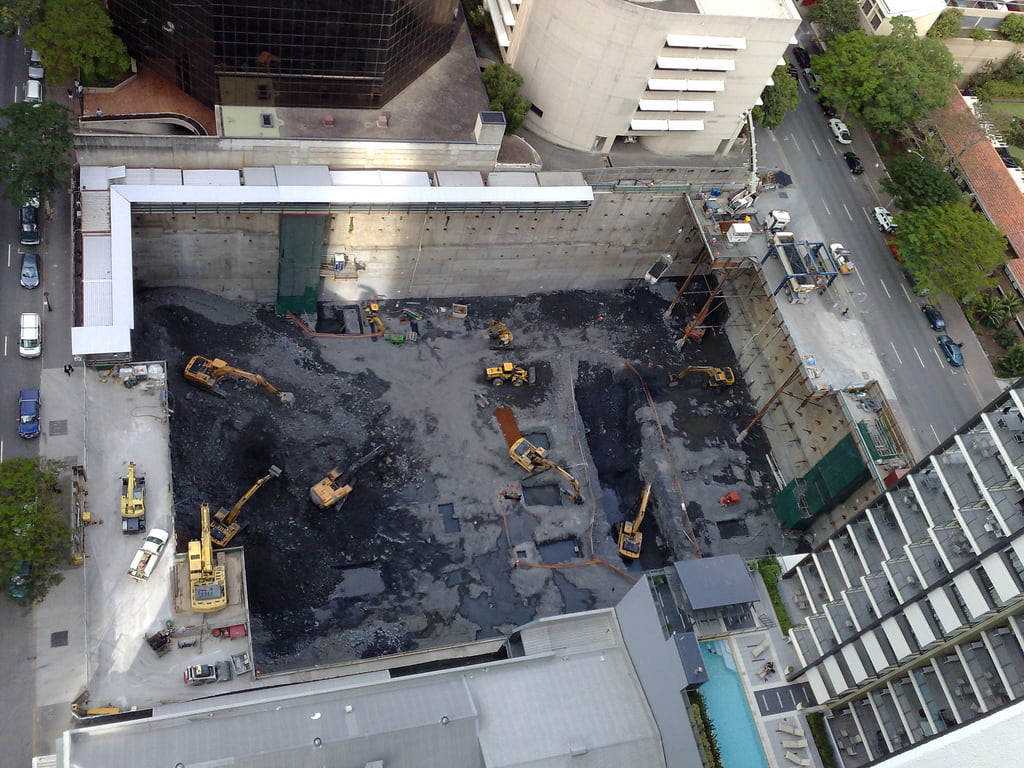 Construction in Sydney for occupier of up to $5000000