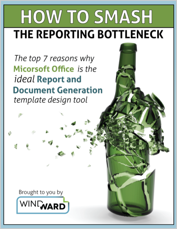 Smash the Reporting Bottleneck