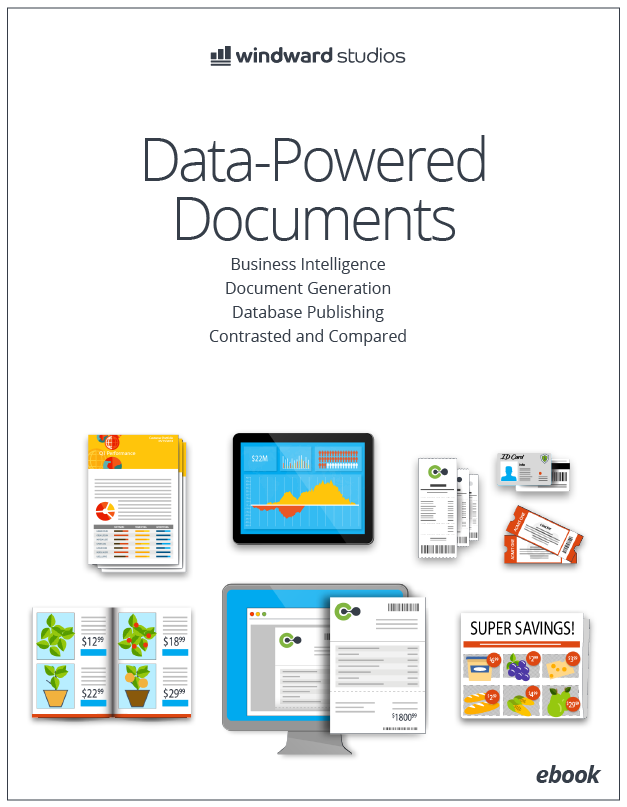 Data-Powered Documents