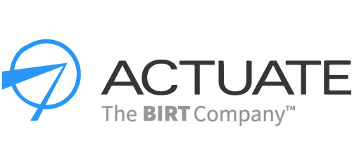 Actuate BIRT