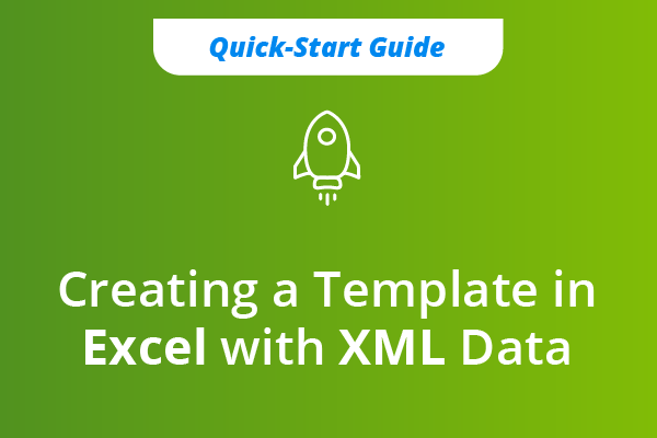 XML Data to Excel