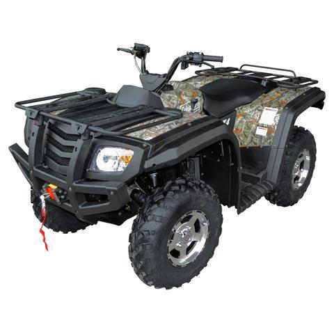 Trail Tamer 500 ATV