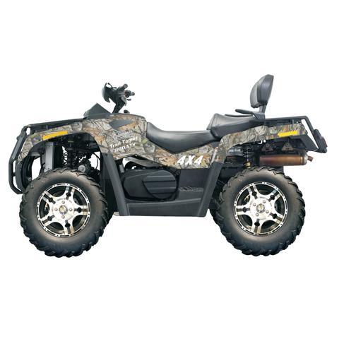 Trail Tamer 800 ATV