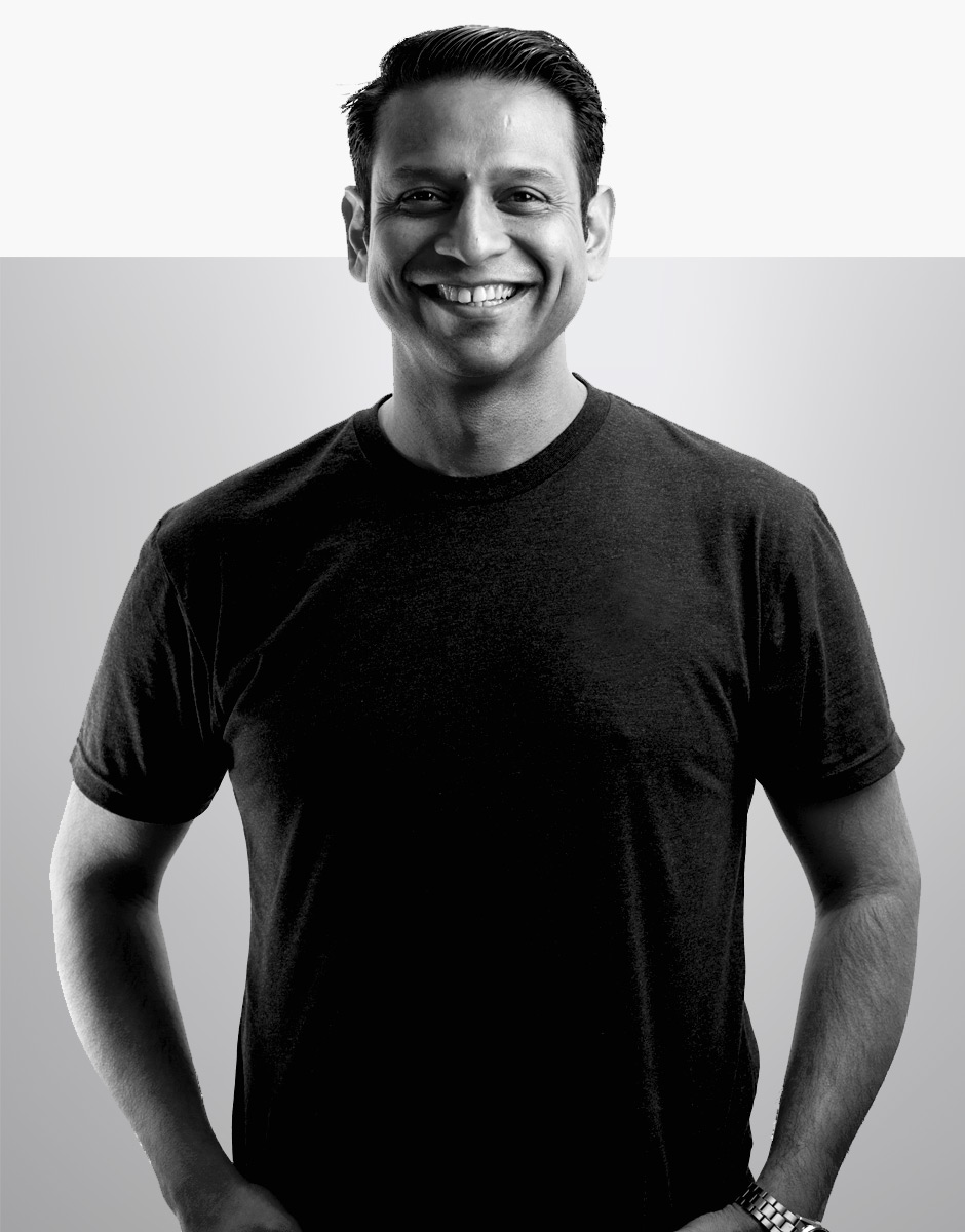Sandeep Rao, VP of Supply Chain & Co-Founder