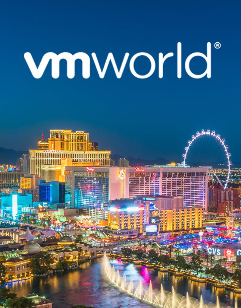 Liqid Inc. at VMWorld 2018 in Las Vegas