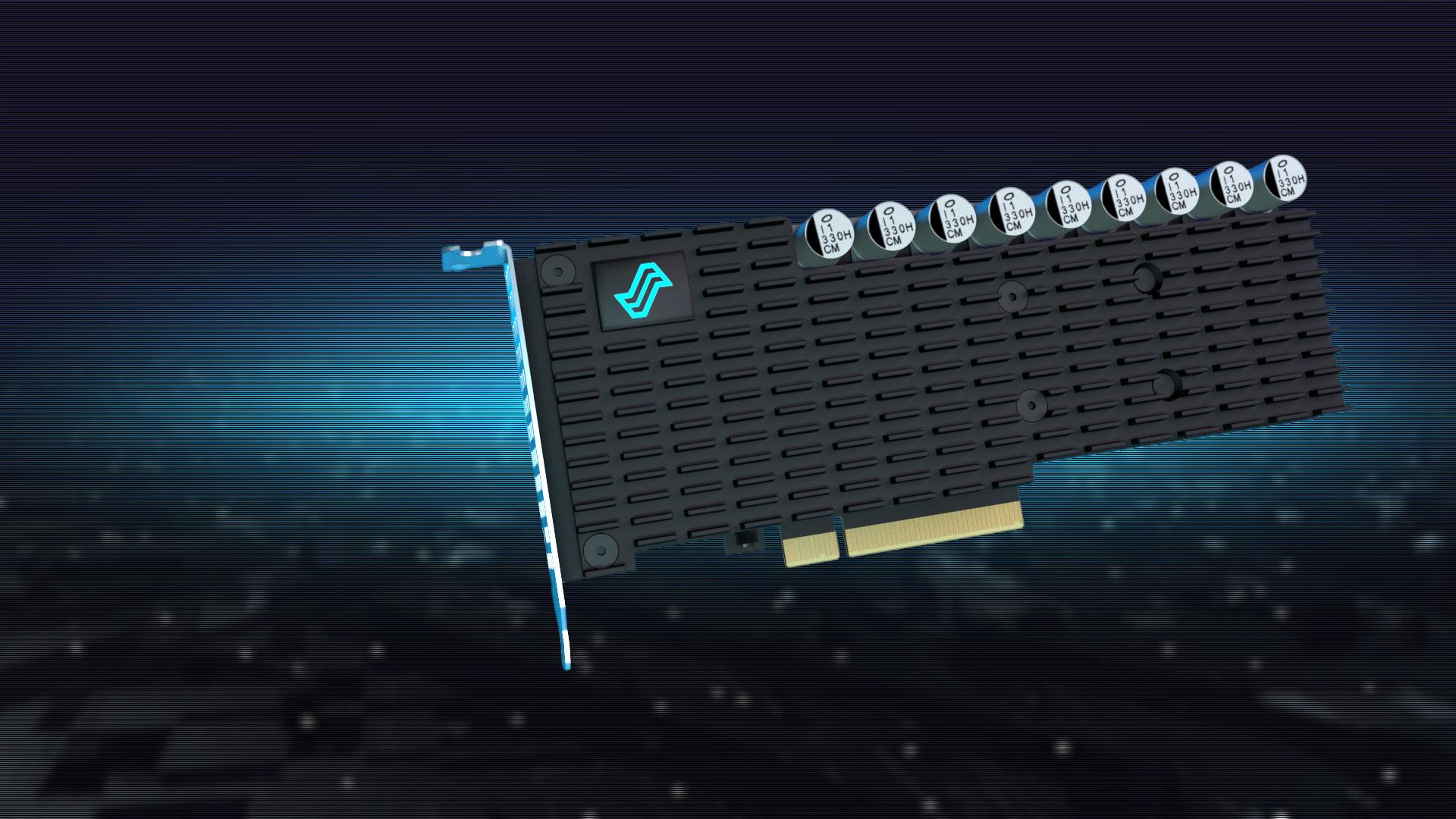 Element LQD3000 AIC SSD