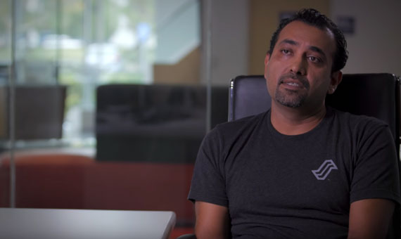 Sumit Puri, CEO and Co-Founder of Liqid