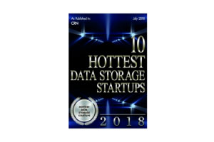 10 Hottest Data Storage Startups Logo