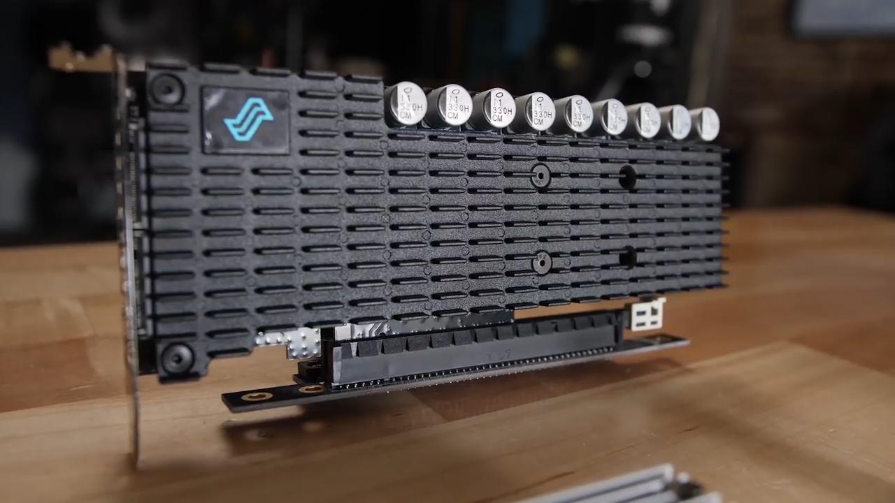 Liqid Element LQD3000 SSD