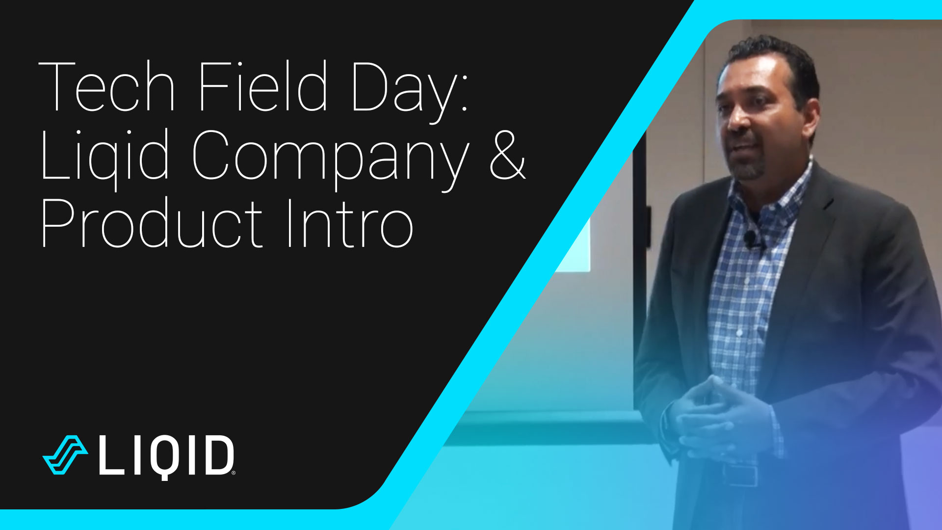 Liqid, the leader in composable infrastructure, at Tech Field Day