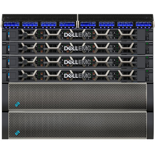 Liqid composable infrastructure A.I. solution with Dell EMC