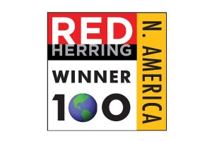 Liqid composable infrastructure Red Herring WInner Award