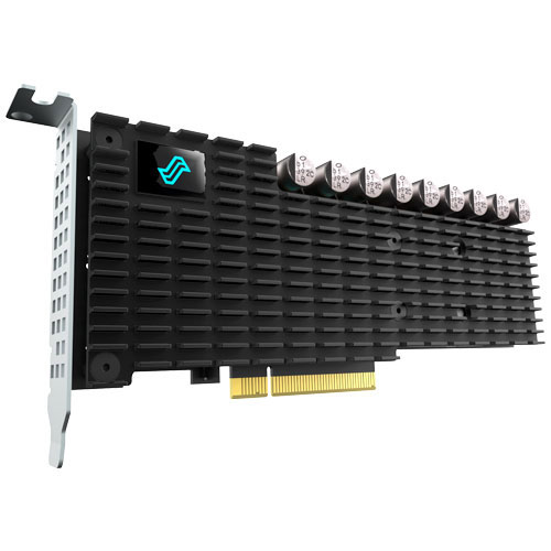 Liqid Element LQD3000 is a high performance NVMe PCIe AIC SSD