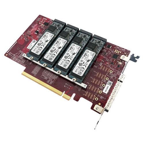 Liqid Element LQD4000 high capcity and high performance NVMe SSD