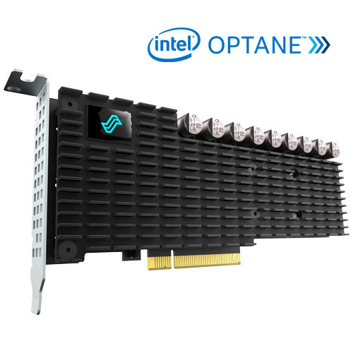 Liqid Element LQD3900 Intel Optane SSD is a high performance AIC