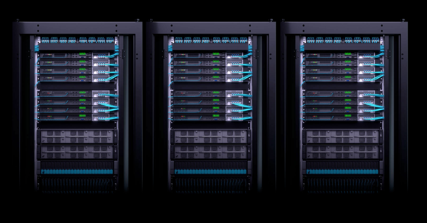 Liqid composable infrastructure racks