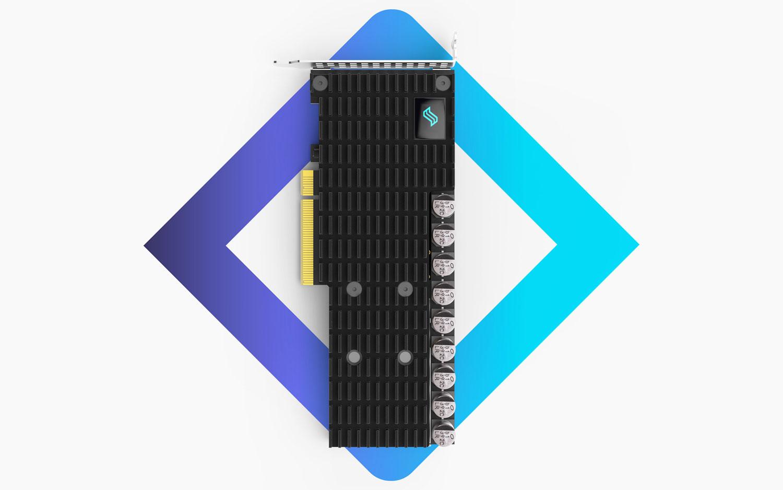 Liqid Element LQD3000 composable storage SSD