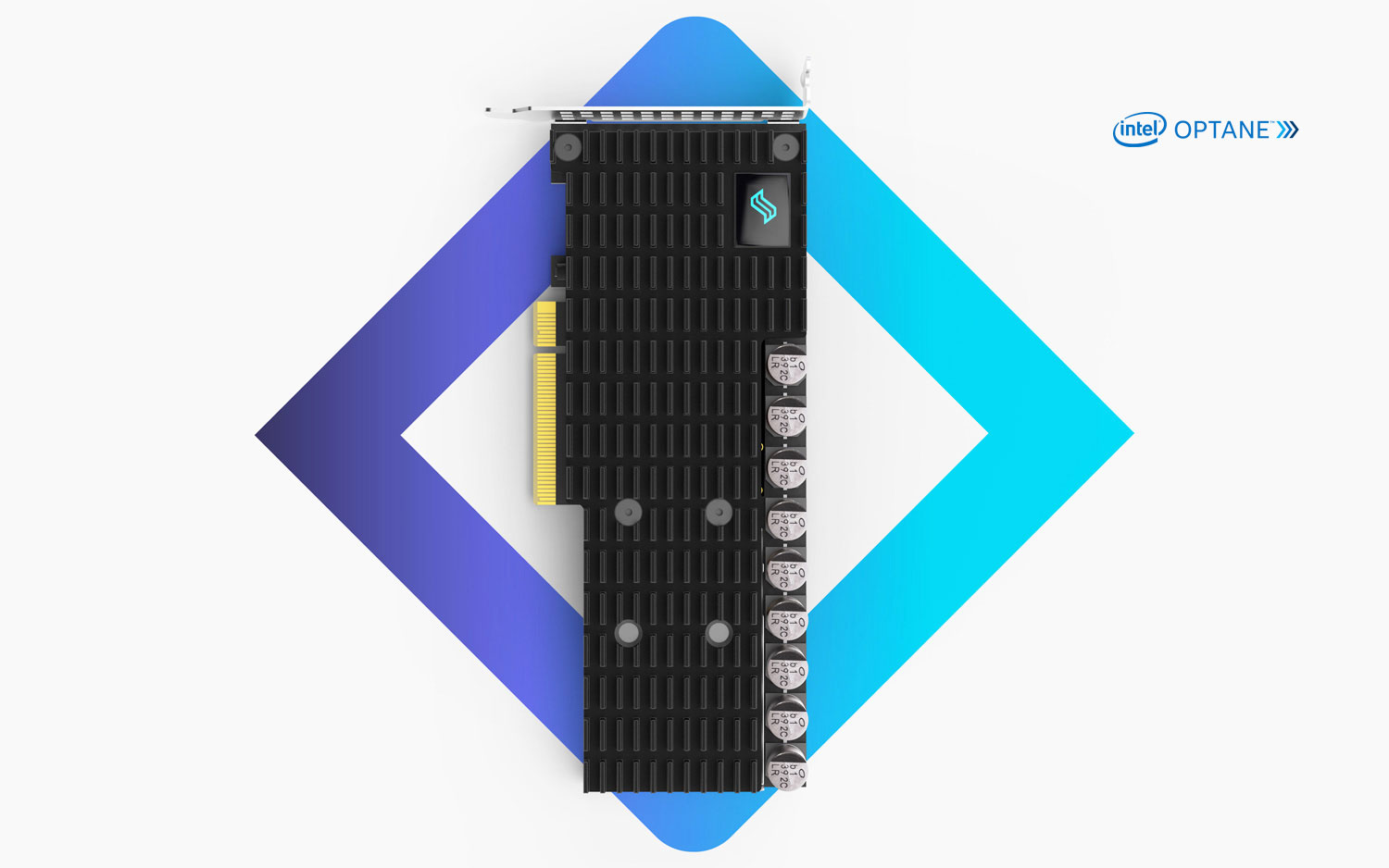 Liqid Element LQD3900 Intel Optane SSD high performance PCIe composable storage