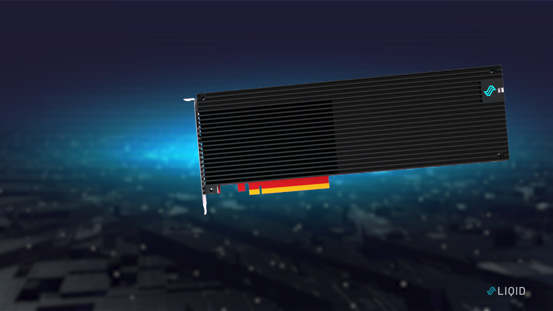 Liqid Element LQD4500 PCIe AIC Honey Badger