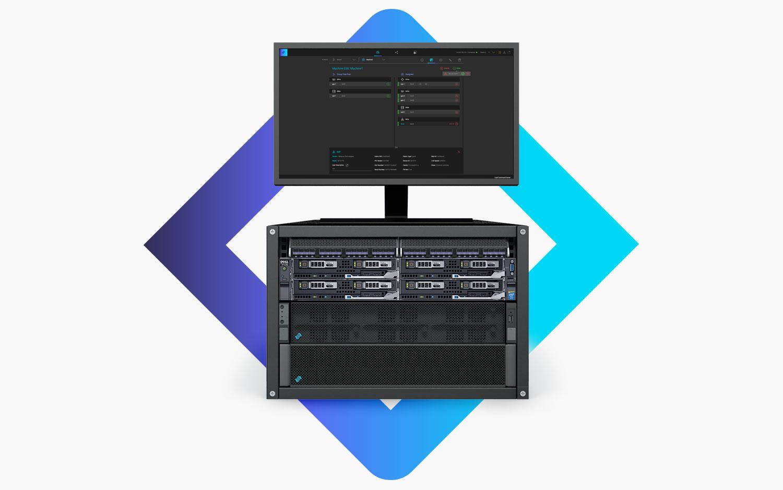Liqid SSD & GPU Expansions for Dell EMC Poweredge FX2s Servers