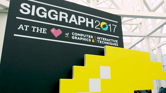 NVIDIA and Kingston Siggraph 2017