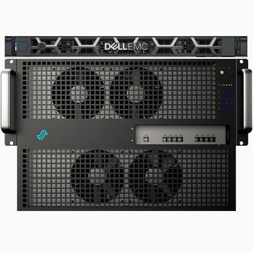 Liqid composable infrastructure A.I. solution LQD8360 GPU Super Pod