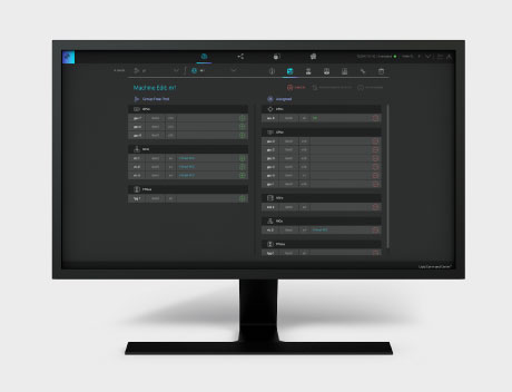 Liqid Command Center Software