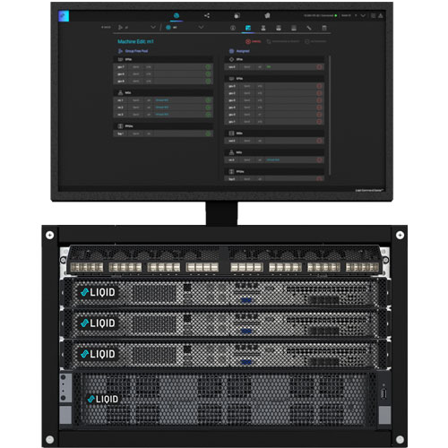 Liqid composable infrastructure NVIDIA GPU solution