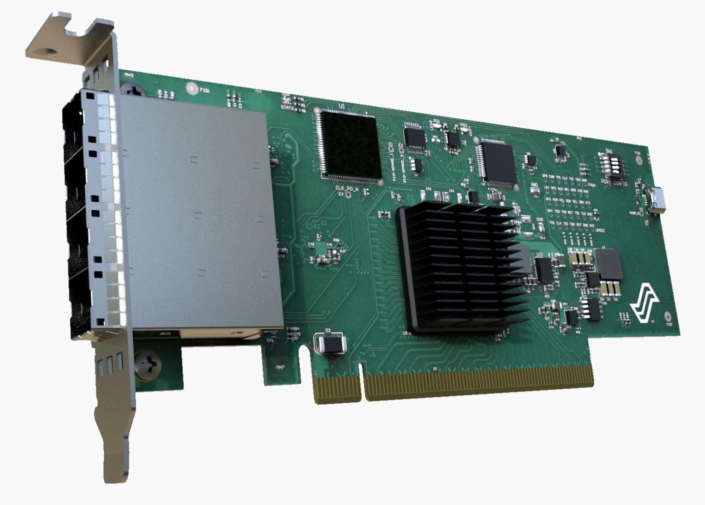 Liqid composable infrastructure LQD1416 Host Bus Adapter