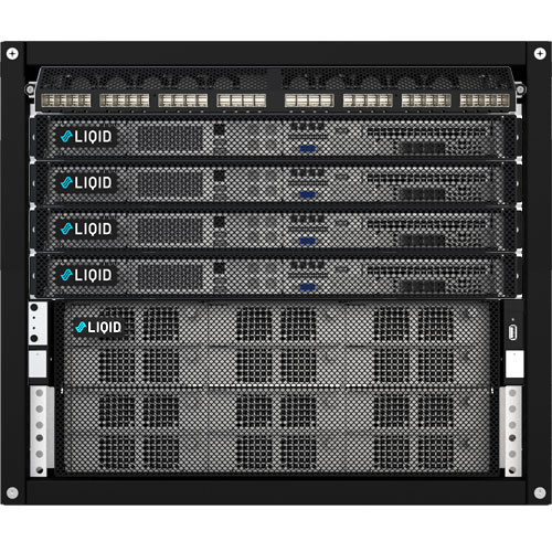 Liqid composable infrastructure vSAN appliance
