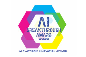 AI Breakthrough Award 2020