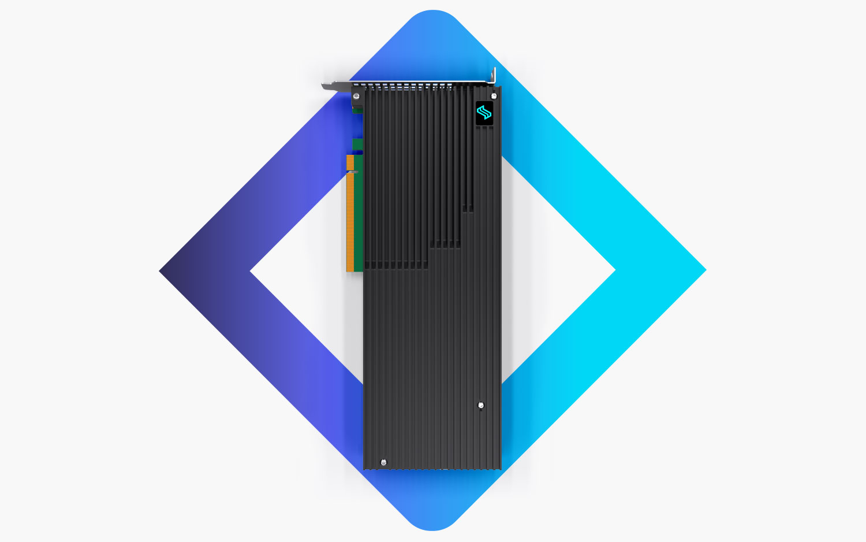 LQD4500 Honey Badger composable storage PCIE SSD AIC