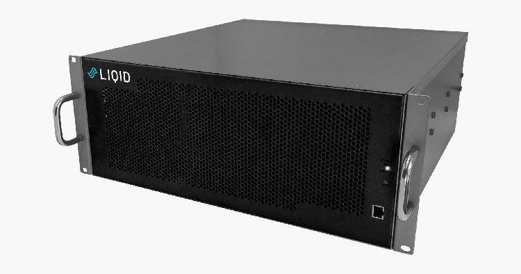 Liqid composable infrastructure LQD400x08P expansion chassis solutions