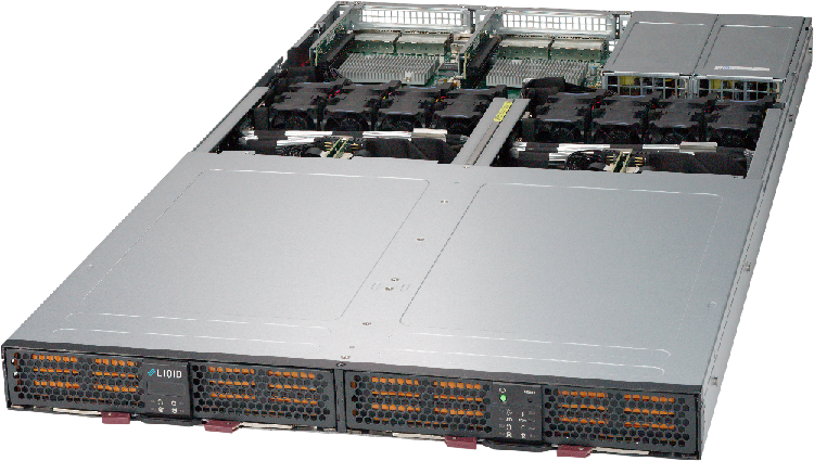 Liqid composable infrastructure LQD300x24X expansion chassis