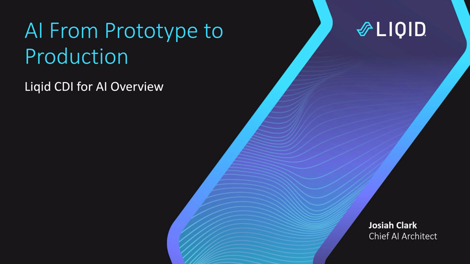 AI From Prototype to Production