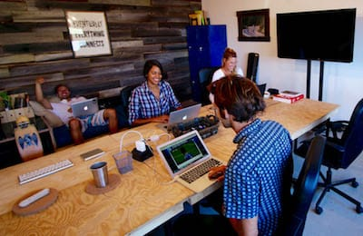 Outsite Workspace in Santa Cruz