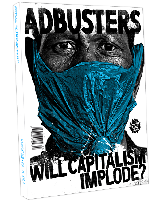 Adbusters issue 150