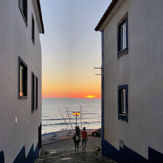 Coliving in Ericeira, Portugal