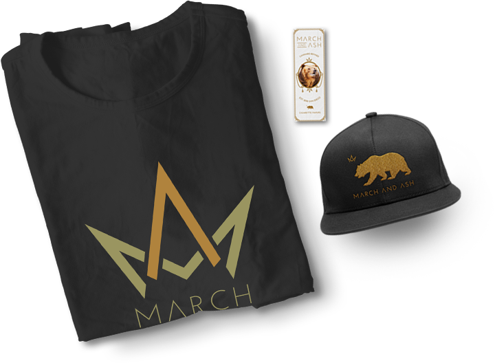 March and Ash store feature