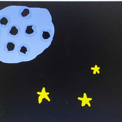 #CAPAexplosion artwork from Brookvale Public School student