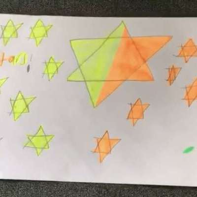 #CAPAexplosion artwork from Pleasant Heights Public School student