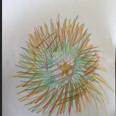 #CAPAexplosion artwork from Padstow Park Public School student