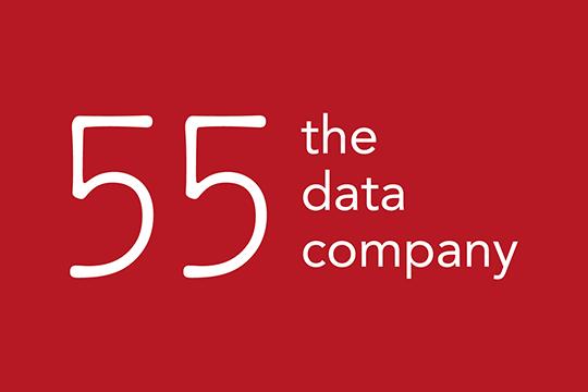fifty-five|thedatacompany