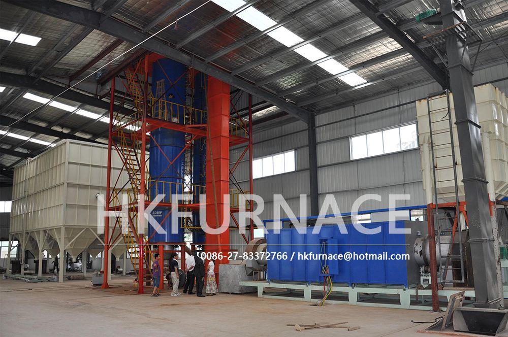 Perlite Expansion Furnace Hkfurnace