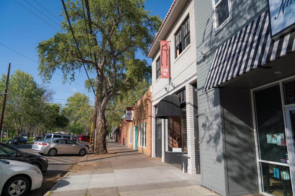 B Sakata Garo Art Gallery in Sacramento, CA
