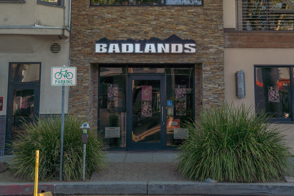 Dancing at Badlands is a local must in Sacramento