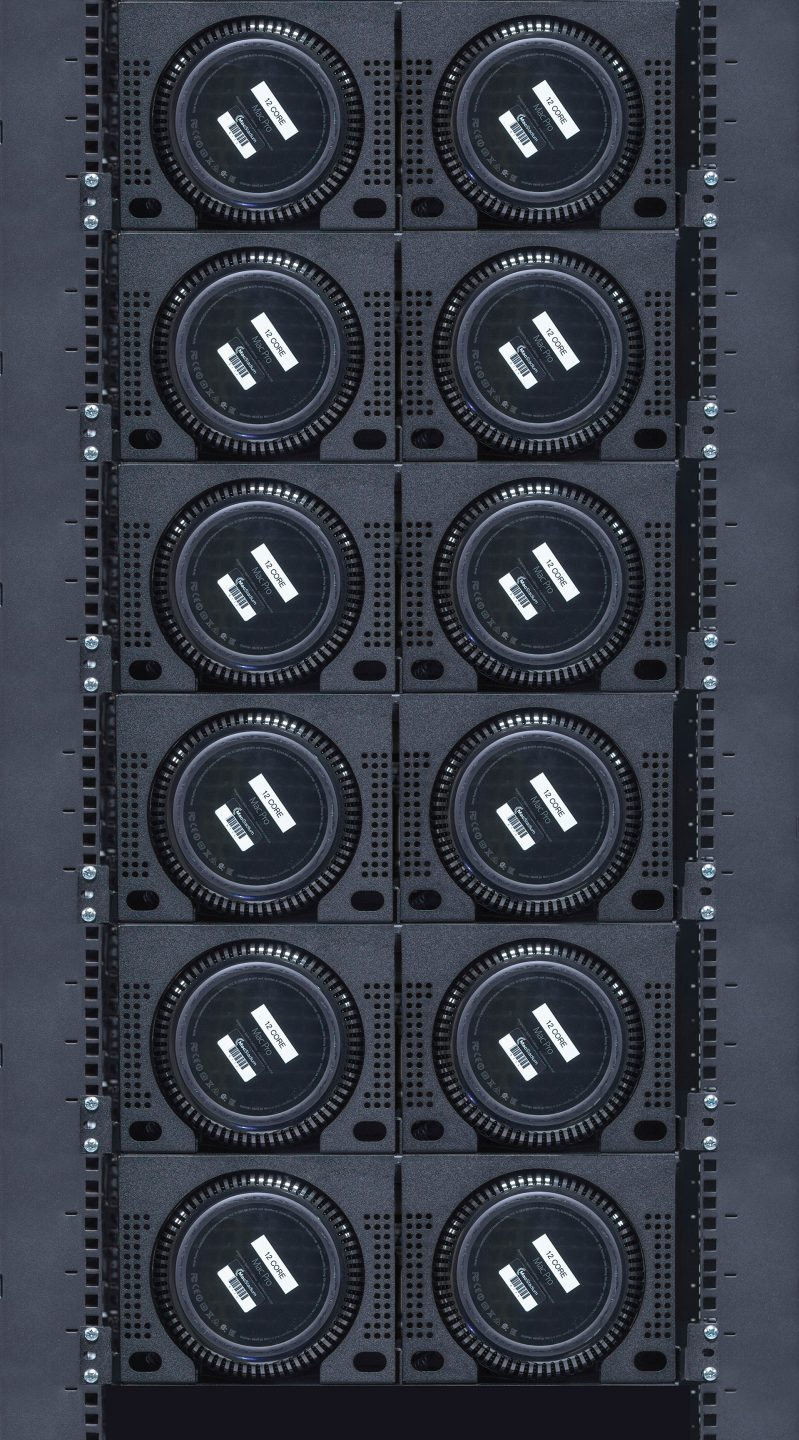 Mac Pros in Data Center