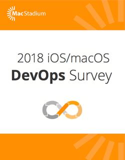 DevOps Survey Cover