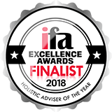 Ifa holistic adviser of the year award